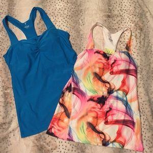Set of 2 workout shirts